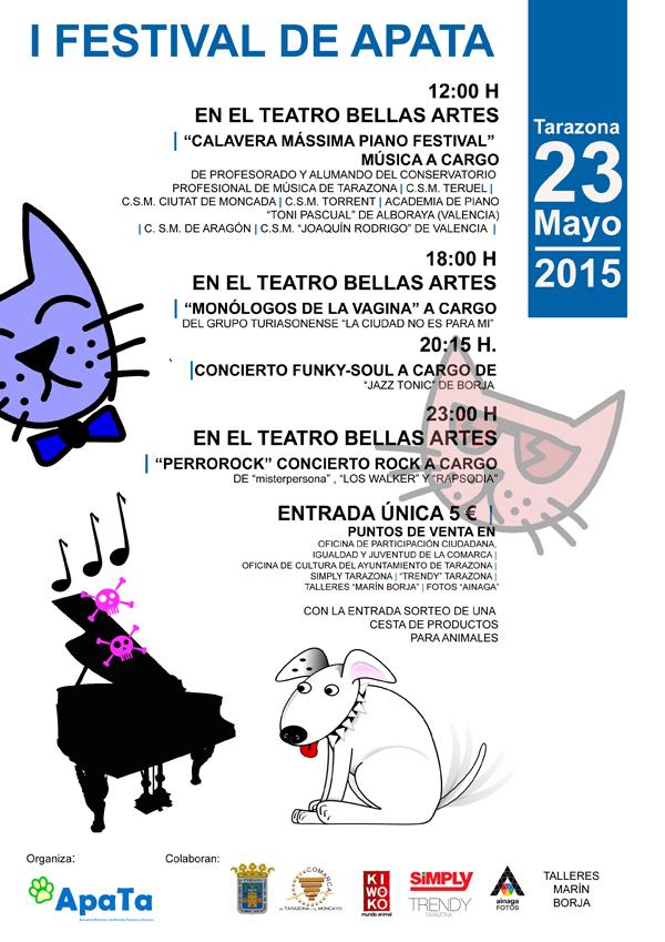 2015 Mayo Cartel I Festival APATA mediano